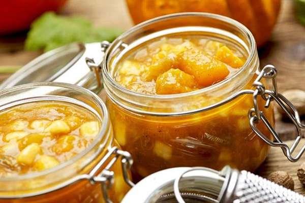 Что приготовить из тыквы и яблок